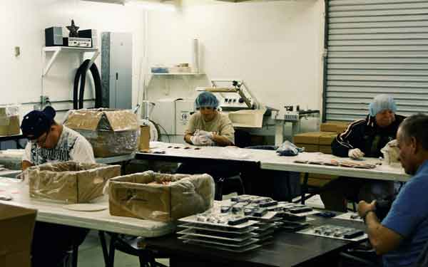 Individuals Can Work At Unyewayu0027s Production Center On A Variety Of Light  Industrial Jobs That Include Product Assembly, Shrink Wrapping, Labeling,  ...